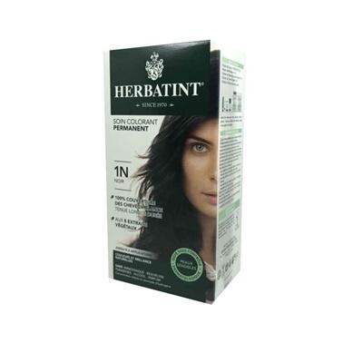 Herbatint  Saç Boyası 1N Noir - Black Siyah